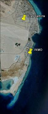 Appartment Samira map Dahab Inmo Divers 1