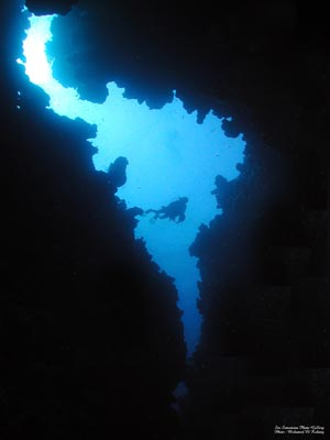 Blue Hole Diving Inmo Divers Dahab