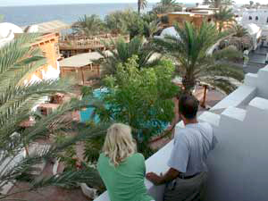 Inmo Divers Hotel Sea view Dahab